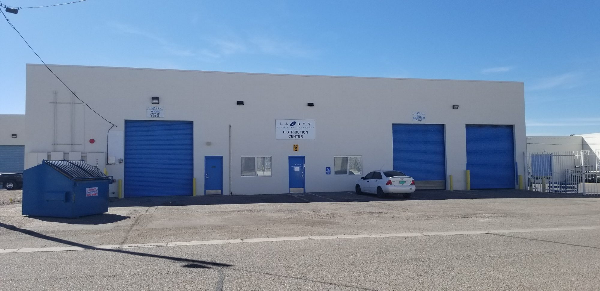 4019 Edith Blvd NE, Building 3 – Leased
