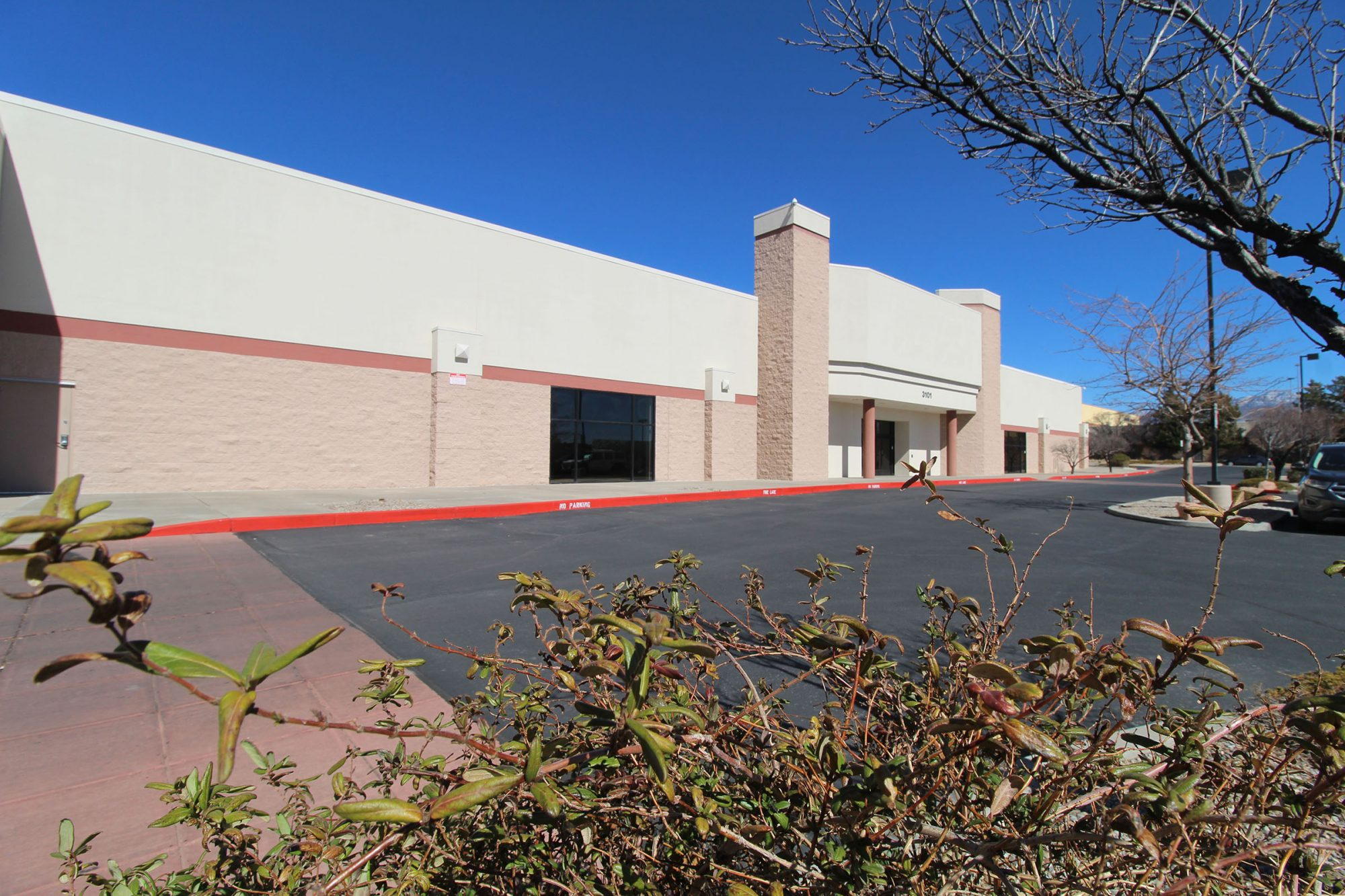 Flexible Industrial Space for Lease