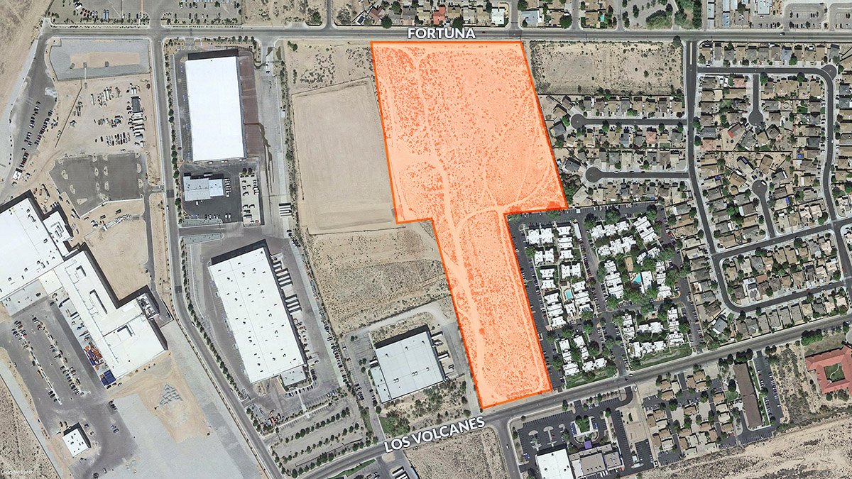 Meridian Business Park Land – SOLD